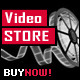 Video Store - FLV/H264/YouTube/MP3 - ActiveDen Item for Sale