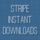 Stripe Instant Downloads - CodeCanyon Item for Sale