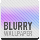 Abstract Blurry Wallpaper - GraphicRiver Item for Sale