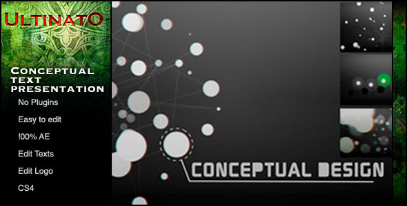 After Effects Project - VideoHive Concept Corporate 488424
