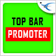 Top Bar Offers Promoter - Services and Products - CodeCanyon Item for Sale