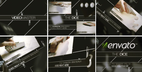 After Effects Project - VideoHive The Dice 534276