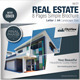 Real Estate 8 Pages Simple Brochure - GraphicRiver Item for Sale