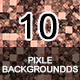 Pixel Backgrounds - GraphicRiver Item for Sale