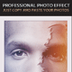 Photo Effect - Photo Template - GraphicRiver Item for Sale