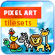 eAnimals – Pixel Art Tileset - GraphicRiver Item for Sale