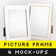 Luxury Picture Frame Mock-Up Pack - GraphicRiver Item for Sale