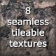 8 Tileable Marble Photoshop Texture Patterns + png - GraphicRiver Item for Sale