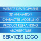 Services Logo - VideoHive Item for Sale
