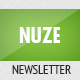 Nuze Corporate Newsletter  - GraphicRiver Item for Sale