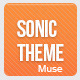 Sonic Theme - ThemeForest Item for Sale