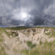 HDRI Archaeological Excavation Area And The Hills - 3DOcean Item for Sale