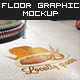 Floor Graphics Mockup - Premium Kit - GraphicRiver Item for Sale