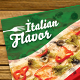 Flavor Pizza Flyer - GraphicRiver Item for Sale