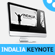 Indalia Keynote Presentation - GraphicRiver Item for Sale