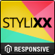 Responsive Magento Theme - Stylixx Asian Fashion - ThemeForest Item for Sale