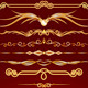 Ornamental Rule Lines - GraphicRiver Item for Sale