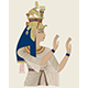 Egyptian Queen Taia - GraphicRiver Item for Sale