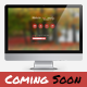 Warm Coming Soon PSD Template - GraphicRiver Item for Sale