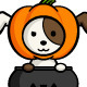 Halloween Dog Illustration - GraphicRiver Item for Sale