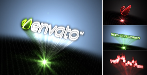 After Effects Project - VideoHive Hologram 529253