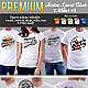 Retro Sport Club T-Shirt Template v1 - GraphicRiver Item for Sale