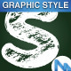 Chalk Board Graphic Style Illustrator - GraphicRiver Item for Sale