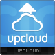 UpCloud Logo Template - GraphicRiver Item for Sale