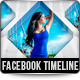 Smart 3D Cube Facebook Timeline cover vol. 3 - GraphicRiver Item for Sale