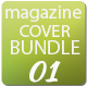 Magazine Cover Template Bundle - GraphicRiver Item for Sale