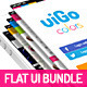 uiGo Colors » iOS Flat UI Bundle - GraphicRiver Item for Sale