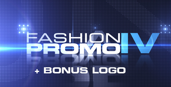 After Effects Project - VideoHive Fashion Promo 4 545315