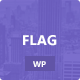 Flag: Professional WordPress Blog Theme - ThemeForest Item for Sale