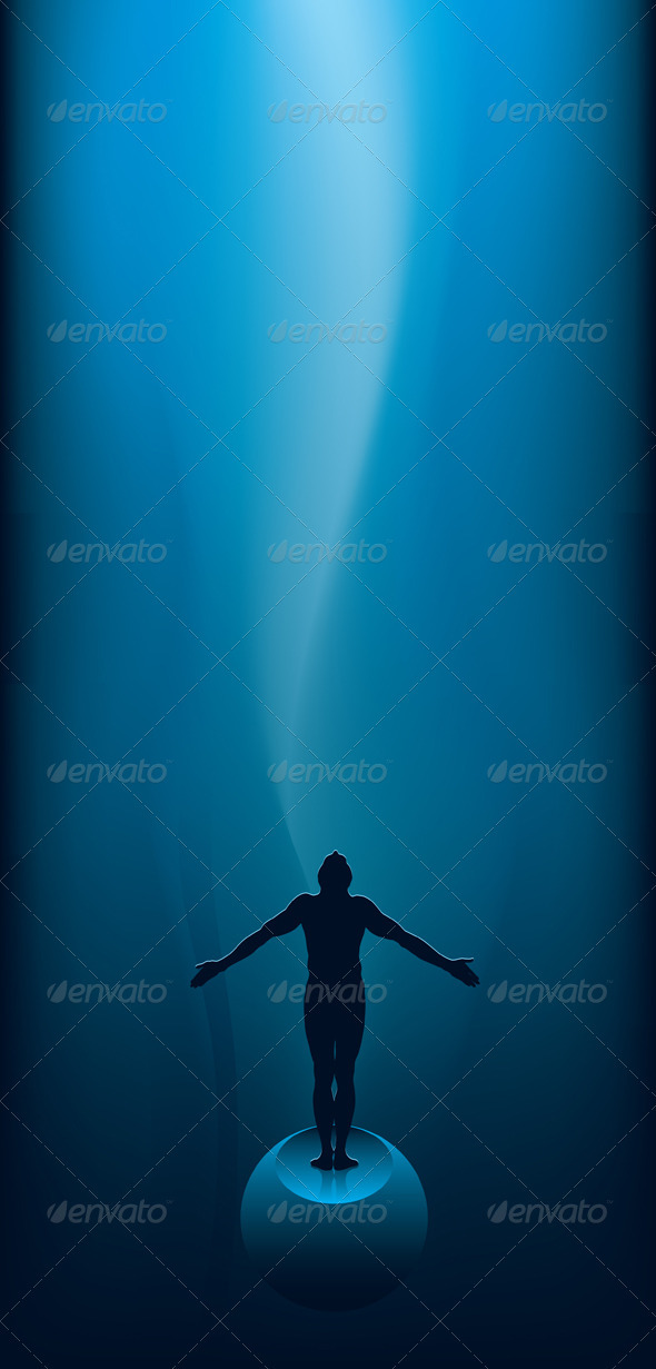 Graphic River Open Mind Vectors -  Conceptual  Religion 545997