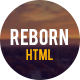 Reborn - Retro Onepage  - ThemeForest Item for Sale