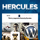 Hercules -  Portfolio & Business WordPress Theme - ThemeForest Item for Sale