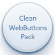 Clean Web Buttons Pack - GraphicRiver Item for Sale