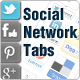 Social Network Tabs For Wordpress - CodeCanyon Item for Sale