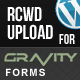 Rcwd Upload for Gravity Forms - CodeCanyon Item for Sale