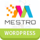 Mestro - Animated Multipurpose Wordpress Theme - ThemeForest Item for Sale