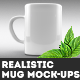 Realistic Mug Mock-Ups - GraphicRiver Item for Sale