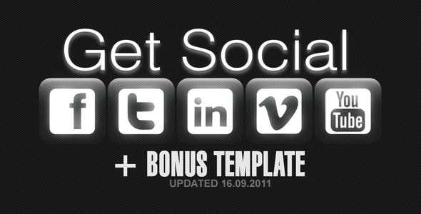 After Effects Project - VideoHive Social Profile V2 527390