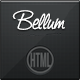 Bellum HTML Version - ThemeForest Item for Sale