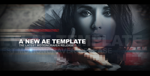 After Effects Project - VideoHive System Error Promo 548499