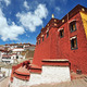 Monastery in Tibet (Ganden)  - PhotoDune Item for Sale