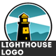 Lighthouse Logo - GraphicRiver Item for Sale