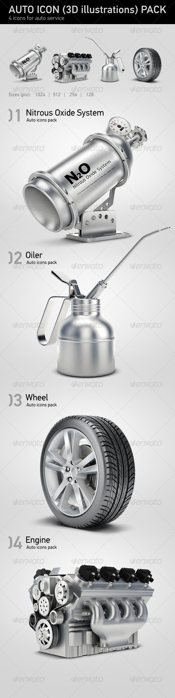GraphicRiver 3D-auto-icons.jpg 549318