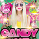 Candy Land Flyer - GraphicRiver Item for Sale