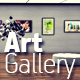 Art Gallery - VideoHive Item for Sale