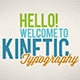 Company Kinetic Typography - VideoHive Item for Sale
